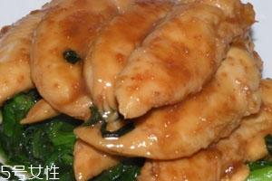 鸡胸肉为什么柴 鲜嫩鸡胸肉做法