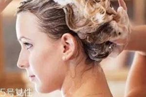 染烫发后几天可以洗头?3天固色期