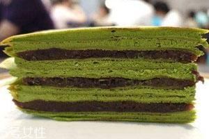 麦当劳抹茶红豆千层蛋糕好吃吗?多少钱?