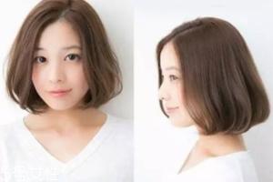 脸大适合什么发型?微卷波波头是大脸福音