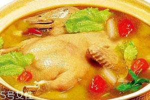 老鸭汤用哪种鸭子 当然得选老鸭子
