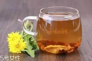 蒲公英茶可以天天喝吗?不要长期喝