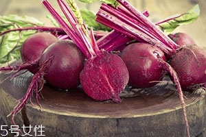 红菜头的营养价值和功效作用