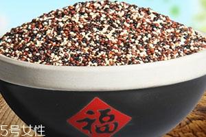 藜麦可以生吃吗?