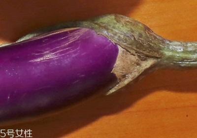 紫茄子怎么挑选与保存新鲜