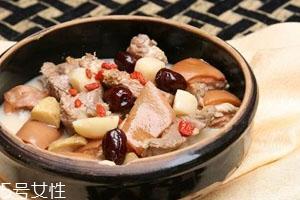 羊肉汤可以放红枣吗 食谱大全