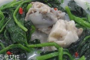 牛肉汤可以放菠菜吗