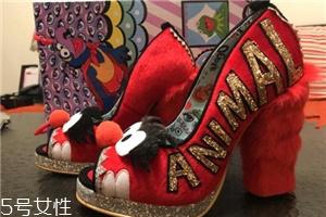 irregular choice是什么牌子?童话时尚鞋履来袭