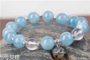 蓝水晶手链多少钱?普通的百元以内