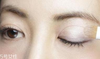 淡妆画法步骤图解图片