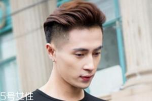男士怎么样设计发型好看?4款帅气稳重发型