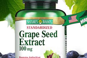 自然之宝葡萄籽怎么吃?