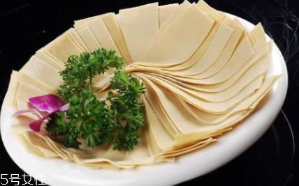 豆腐皮泡一天能吃吗?泡太软口感不好