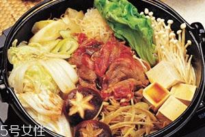 寿喜烧和火锅的区别 不仅是日本版的火锅
