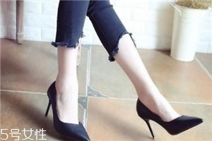 高跟鞋多高最合适?最舒服的高跟鞋高度