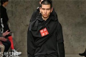 李宁走秀款虎鹤双形限量卫衣多少钱_在哪买?