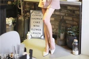 脚宽的女生穿什么高跟鞋?这几款都很适合