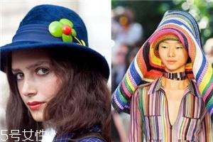 今年流行什么帽子?不可或缺的时髦单品