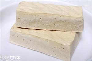 豆腐的种类名称和图片 豆腐有几种类