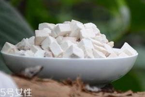 茯苓粉可以长期吃吗 适宜长期服用