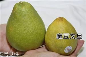 文旦柚怎么挑选 文旦柚选购技巧