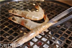 烧烤海鲜怎么烤好吃