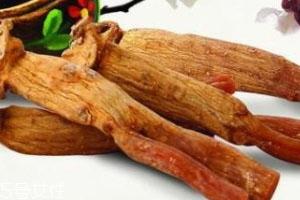 红参是热性还是凉性 红参是热性的