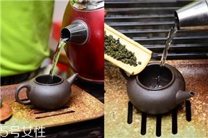 泡茶时茶叶和水的比例多少好