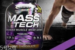 肌肉科技增肌粉怎么吃?