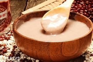 红豆薏米粉功效与作用 美白祛斑