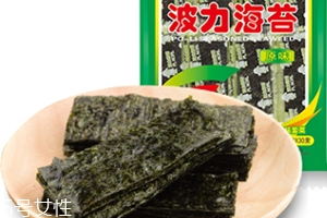 波力海苔多少钱?波力海苔好吃吗