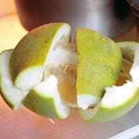 柚子皮有什么妙用 柚子皮的用处和用法