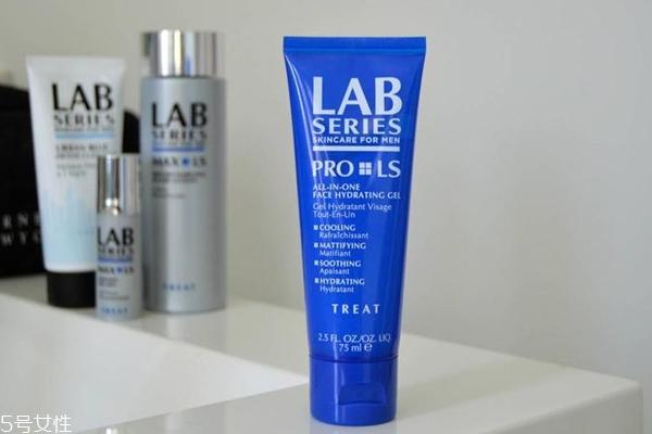 朗仕蓝buff乳液怎么样?lab series俊范凝胶好用吗?