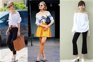 今年流行什么样的白衬衫?衬衫也有新花样