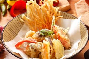 日本炸蔬菜叫什么 天妇罗是什么
