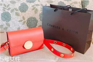 charles keith包包价格 性价比超高的包包