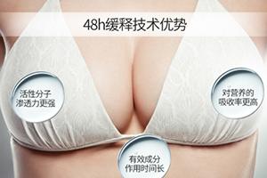 丰胸霜怎么用?丰胸霜使用手法详解