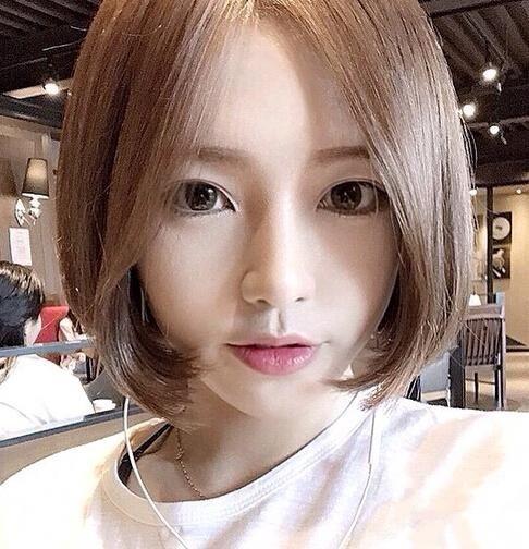 公主切发型怎么自己剪 公主切发型适合脸型图片
