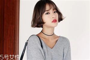 2018女生最流行的短发发型图片 2018年春夏流行发型推荐