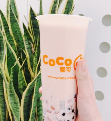 coco奶茶热量高吗?一杯coco奶茶的热量表