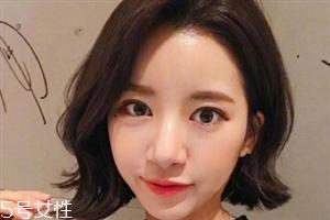 2018夏天显脸小的短发发型 短发造型图欣赏