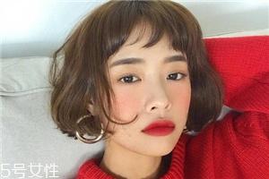 2018韩范女生最火发色推荐 比较显白的头发颜色推荐