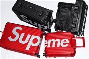 supreme与rimowa日默瓦联名行李箱多少钱?