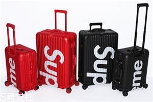 supreme与rimowa日默瓦联名行李箱尺寸多大_几种尺寸