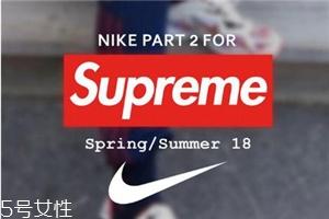 supreme联名nike耐克老爹鞋什么时候发售_多少钱?