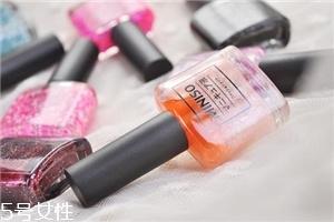 名创优品粉红豹指甲油怎么样 名创优品指甲油教程