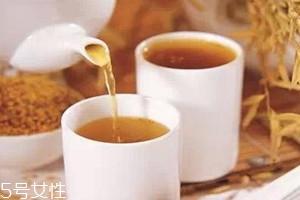 苦荞茶可以降血压吗 苦荞茶降血压效果好吗