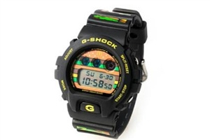 卡西欧gshock联名麦当劳汉堡手表多少钱_在哪买?