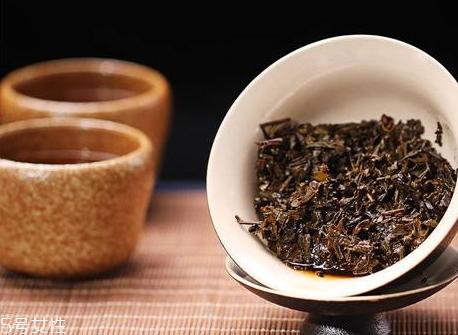 黑茶茶虫图片
