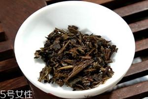黑茶长虫子图片